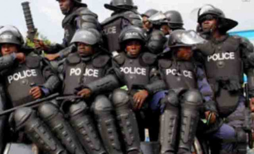 Police arrest 50 traffic robbers in Lagos
