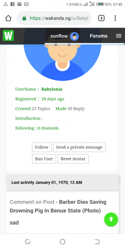 Do you know you can now exchange messages with fellow Wakandians?