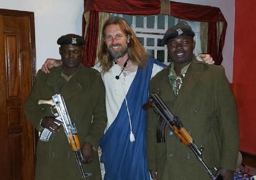 I'm Still In Kenya – 'Jesus' Fires Back!