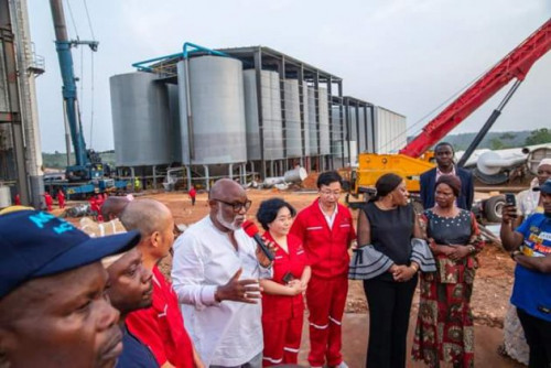 Ore Industrial Park Ondo Begins Full Operations (Photos)