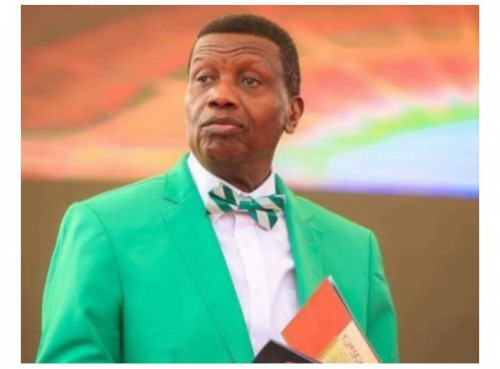 Only One Of RCCG Pastors Was Kidnapped - Adeboye
