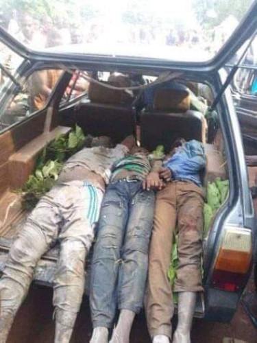 Jukun Militia Kill 2 Students And A Staff Of Federal University, Wukari (Graphic