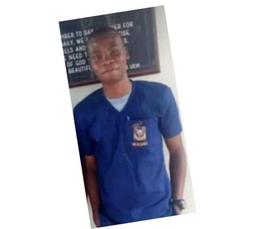 University Of Ibadan Nursing Student Slumps, Dies After Writing Test (Photo)