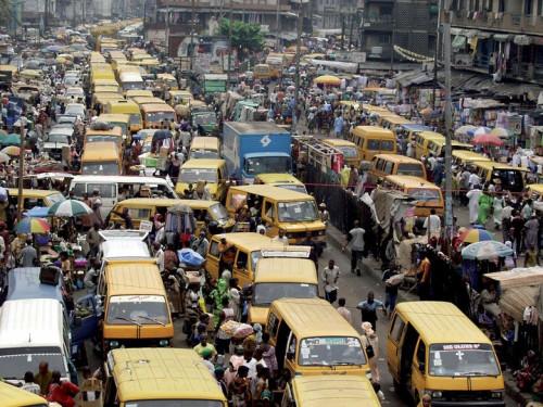 Lagos Traffic- Life Inside The World's Worst Traffic Jam