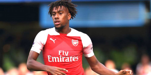 Everton Set To Buy Alex Iwobi For £30m After Failing To Buy Zaha
