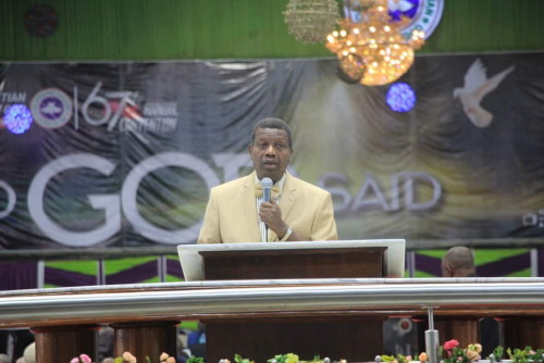 Adeboye Ordains 12,811 Deacons And Deaconesses, 4,060 Assistant Pastors (photos)