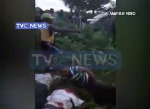 Soldiers Killed 3 Policemen In Taraba State (Photos)