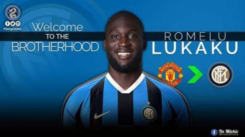Romelu Lukaku Arrives Italy To Seal £72m Inter Milan Transfer (Photos)