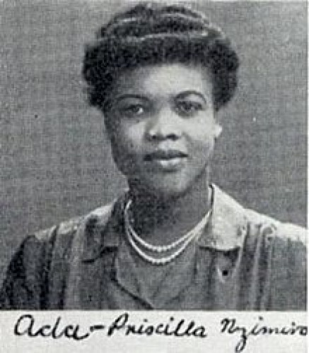 Ada Priscilla Nzimiro: The Tragic Story Of The First Igbo Female Medical Doctor