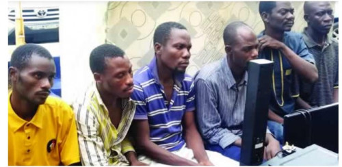 Beninese Cook Arrested For Stealing Politician's $22,000 (N7.9m) In Abuja (Photo