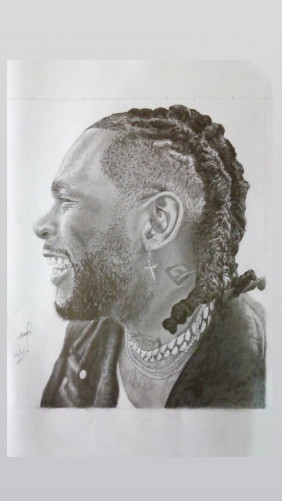 Burna Boy breaks UK record for African albums