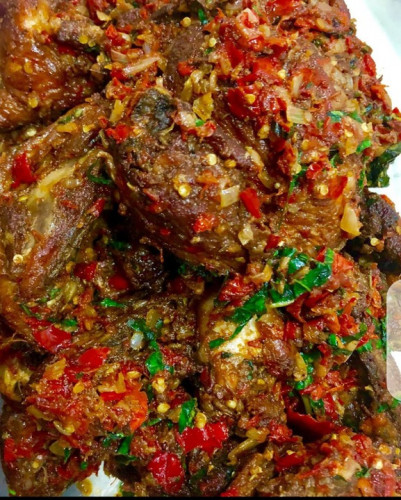 Rare Pictures Of Nigerian Foods Shown In The Most Tantalizing Way