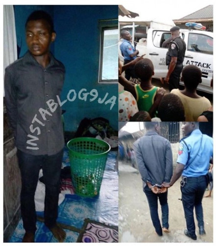 Ex-Student Of Niger Delta University Arrested For Defiling 8yr-old Girl
