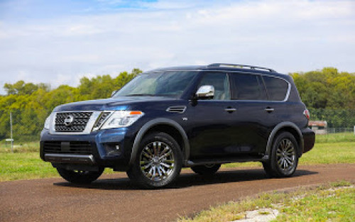 Photos Of The Outstanding 2020 Nissan Armada