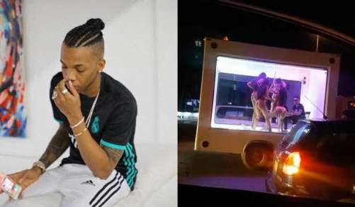 Lagos Nude Dance: Tekno Will Be Used As A Scapegoat To Teach Others - FG