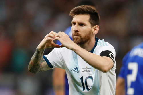Messi Donates 100,000 Euros To UNICEF To Help Children In Need
