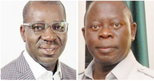 I Have Settled With Oshiomhole - Governor Obaseki