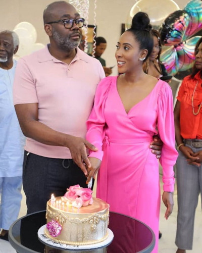 Funke Fowler Aig-Imoukhuede Birthday Party: Tunde Fowler's Daughter Celebrates