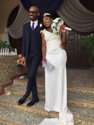 Wedding Of Couple Who Met During NYSC (Photos)