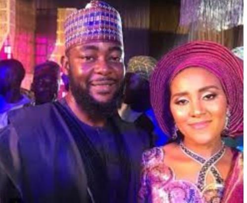 Fatima Dangote And Jamil Abubakar Welcome Baby Girl
