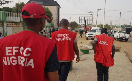 EFCC Arraigns Abdullahi Babalele, Uyiekpen Osagie-Giwa Over Money Laundering