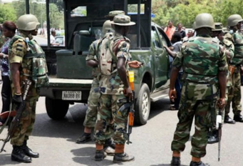 Isheri killing: Police counter army, say soldiers stabbed patient in doctor's presence