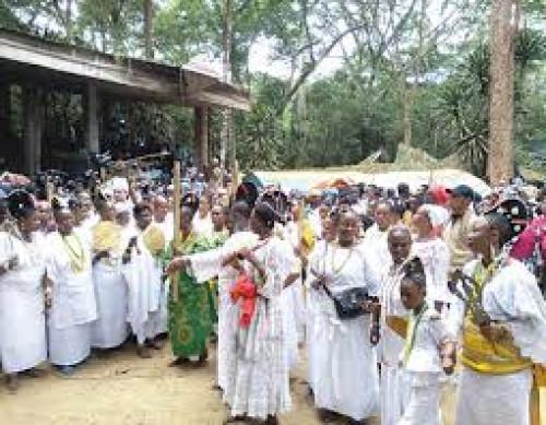 Annual Osun Osogbo Festival 2019(pictures)