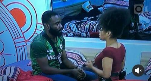 "BBNaija: ""If I Reason Your Matter, Khafi Na Small Girl""—Venita To Gedoni"