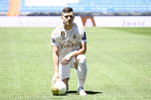 Real Madrid Set To Loan Jovic To AC Milan Just 2 Months After Signing Him