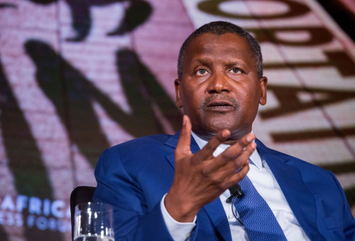 Dangote Cement overtakes MTN as NSE's biggest firm