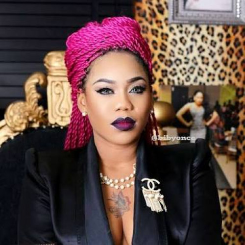 I Will Marry 3 Men, Build Houses For Them and decide which one Warms my bed each Night - Toyin Lawani.