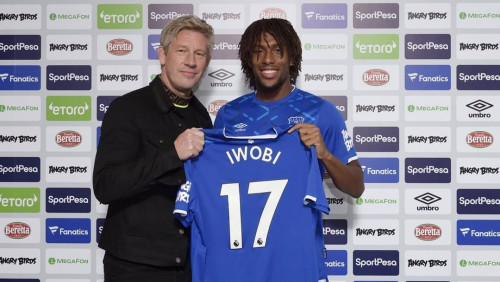 """""""Alex Iwobi Is Not Yet Ready For His First Start"""" - Everton Manager, Marco Silva"""