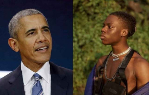 Nigerian Singer, Rema makes Obama's summer playlist