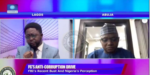 What Buhari Will Do To Nigerians Involved In Fraud - Presidency
