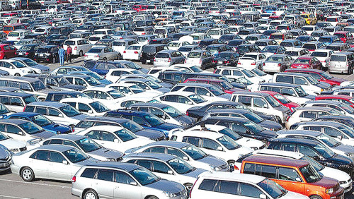 'Why FG must stop used cars from China'