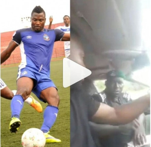 """Any Youth With A Benz Is A Yahoo Boy""— Policeman Tells Footballer During Arrest"
