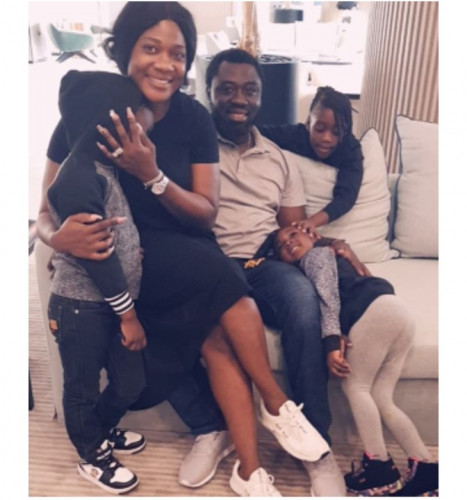 I Have No Reason To Live Without You - Mercy Johnson Tells Husband