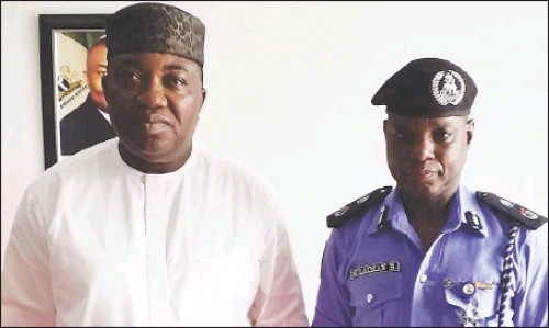 Enugu State Commissioner Of Police Removed
