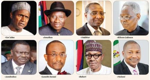Faces Behind Deal That Landed Nigeria In $9.6bn Mess