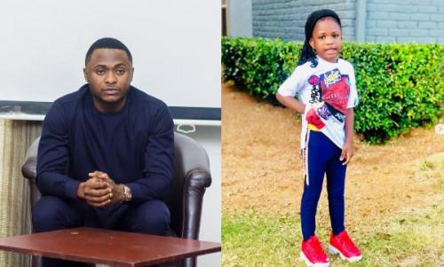Ubi Franklin Celebrates Daughter, Zaneta's 4th Birthday.