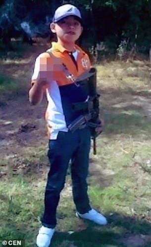 Juanito Pistola, 16-Year-Old Mexican Cartel Hitman Killed By Police