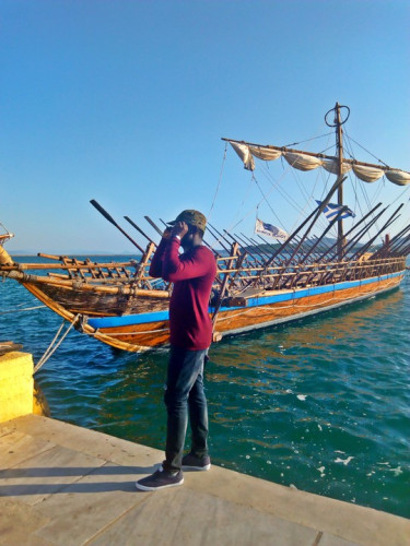 My Visit To Argo Legendary Ship Of Myth In Volos, Greece (photos)