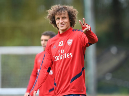 EPl: How David Luiz reacted to criticism on Arsenal defenders after 2-2 draw with Tottenham