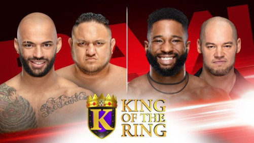 WWE RAW Preview For Tonight – King Of The Ring Continues, Rey Mysterio Returns, Sasha Banks, More