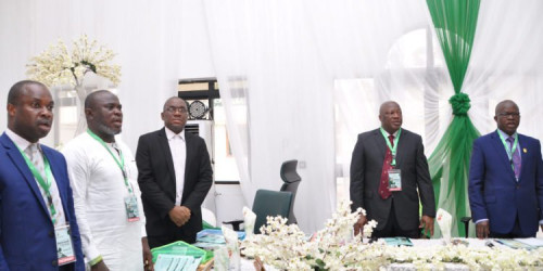 Obaseki tasks new cabinet members on effective service delivery