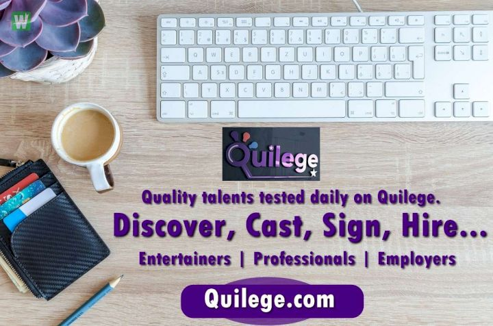 Talent-sourcing goes digital. Quilege launches to help entertainers, job seekers and employers