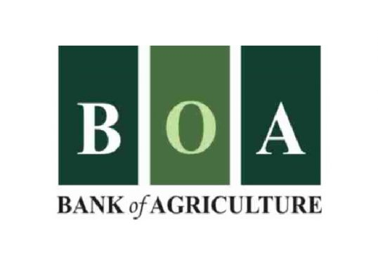 Bank of Agriculture BOA