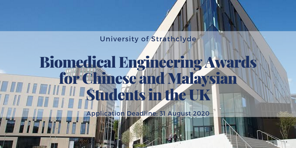 University of Strathclyde Biomedical Engineering Awards