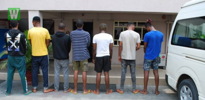 Seven arrested for bitcoin fraud in Port Harcourt
