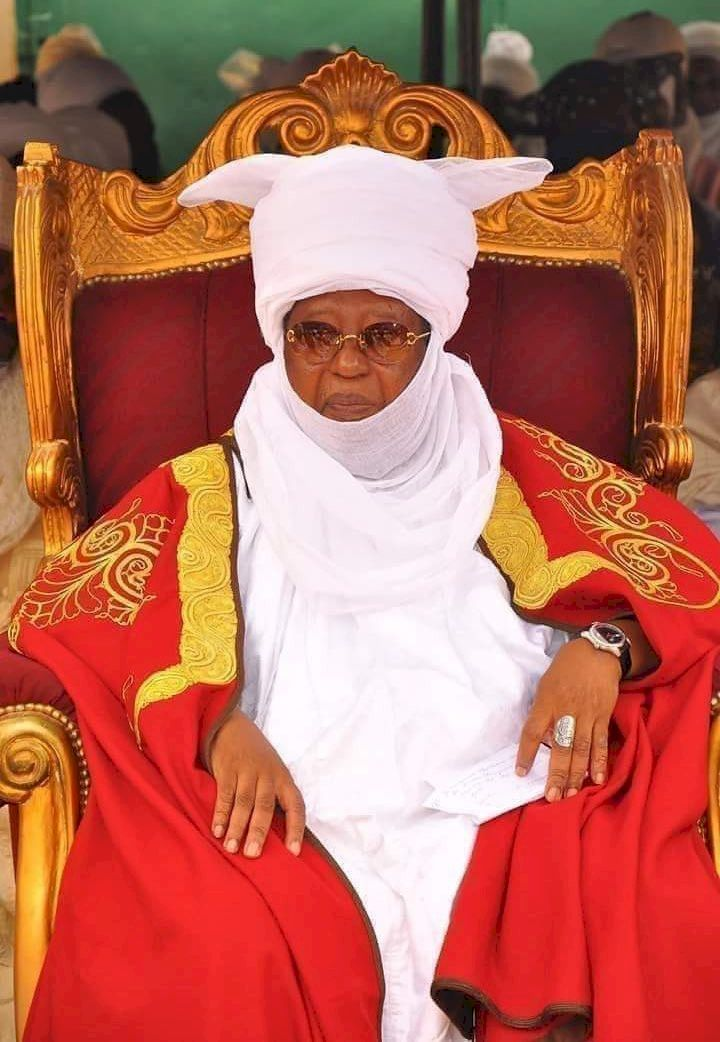 Emir of Zazzau, Shehu Idris passes on at 84